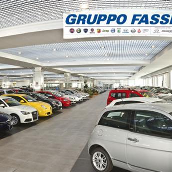 Concessionario FASSINA SPA di MILANO