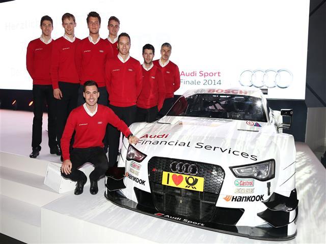 Il Campionato DTM 2015 riparte da Hockenheim