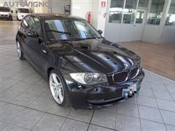 BMW SERIE 1 d cat 3 porte Futura DPF