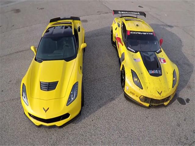 Chevrolet Corvette Z06 C7.R Special Edition