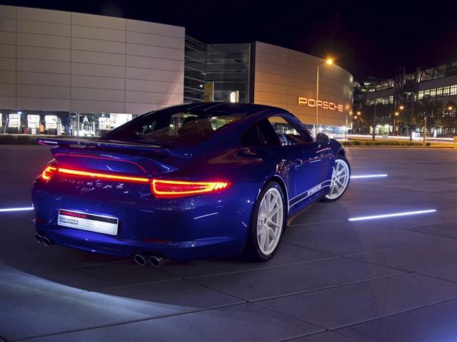 Porsche 911: nasce un esemplare celebrativo