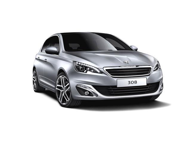 Peugeot 308 eletta auto dell'anno 2014