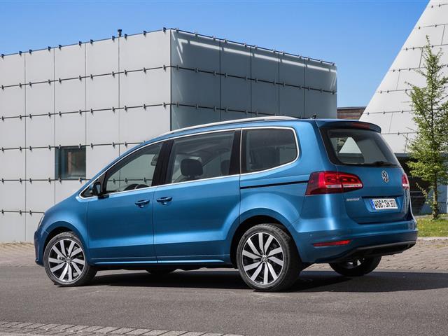 Volkswagen Sharan 2015: sicurezza a bordo