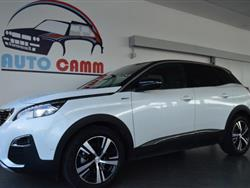 PEUGEOT 3008 BlueHDi 130 S&S GT Line FULL LED PRONTA CONSEGNA