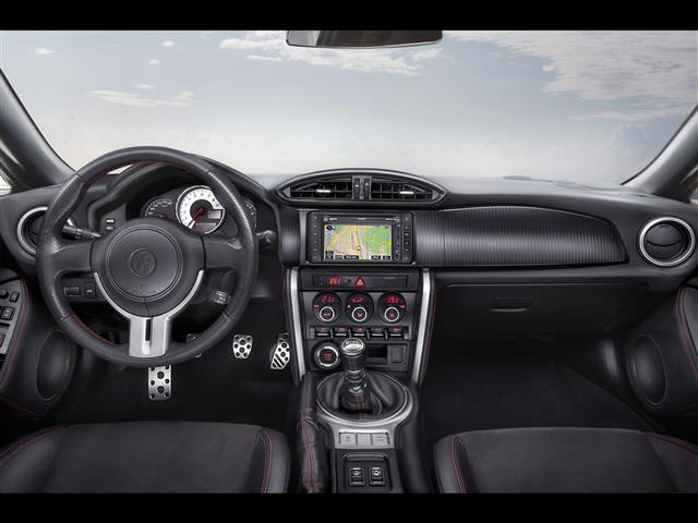 Toyota GT86 mostra un sex appeal sportivo