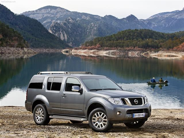 Nissan Pathfinder e Navara: 4x4 versatili
