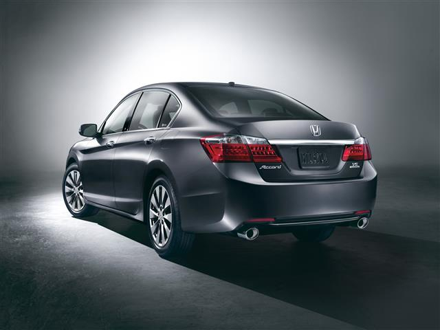 Honda Accord: lo storico modello giapponese