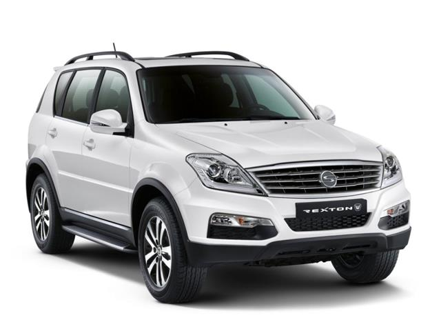 rexton w il suv old style di casa ssangyong. Black Bedroom Furniture Sets. Home Design Ideas