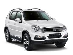 Rexton W: il SUV old style di casa SsangYong