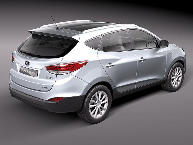 Hyundai ix35: SUV coreano in ingresso