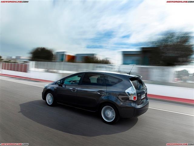 Toyota Prius: grande potenziale tecnologico