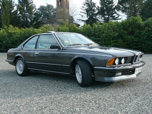 BMW SERIE 6 635 CSi