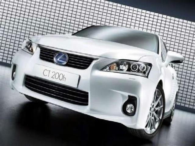 Lexus CT: la giapponese compatta di lusso