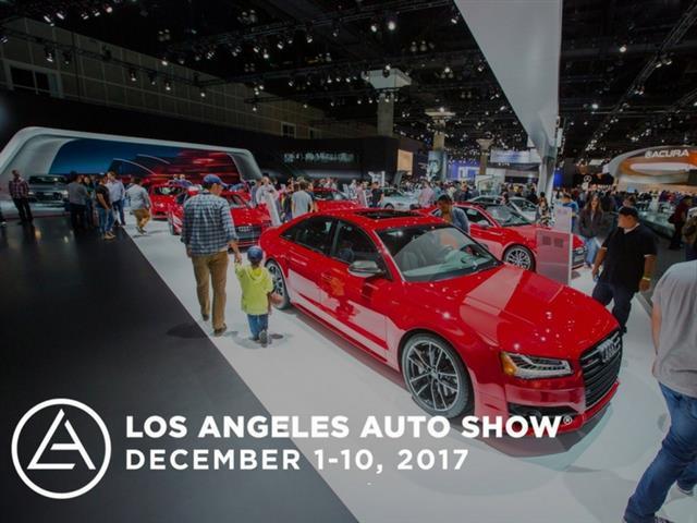 SALONE AUTO DI LOS ANGELES: TUTTI I MARCHI PRESENTI