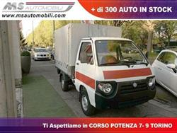 PIAGGIO PORTER Diesel Cassonato Telonato 60.000km Unicoproprietar