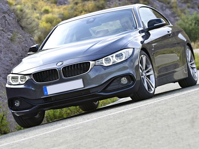 BMW SERIE 4 420d Coupé Luxury