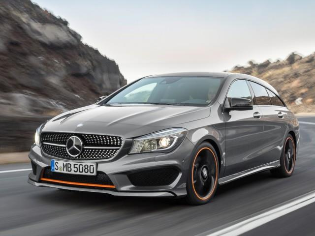 Nuova Mercedes Benz CLA Shooting Brake