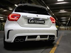 Mercedes Classe A W176 by Team Carlsson